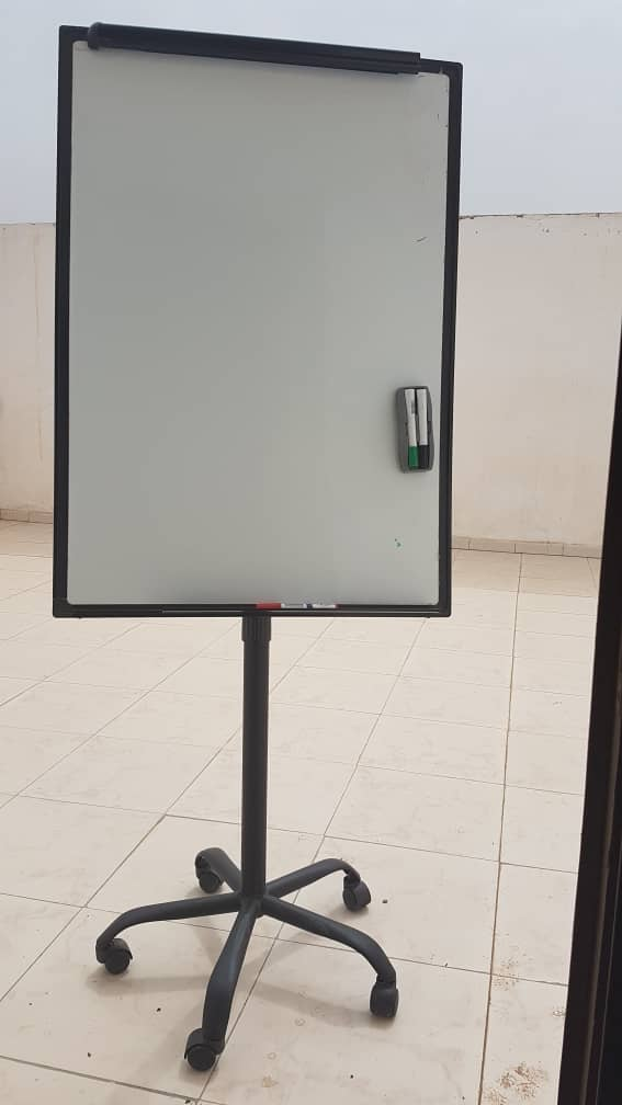 Paperboard - Chevalet de conférence