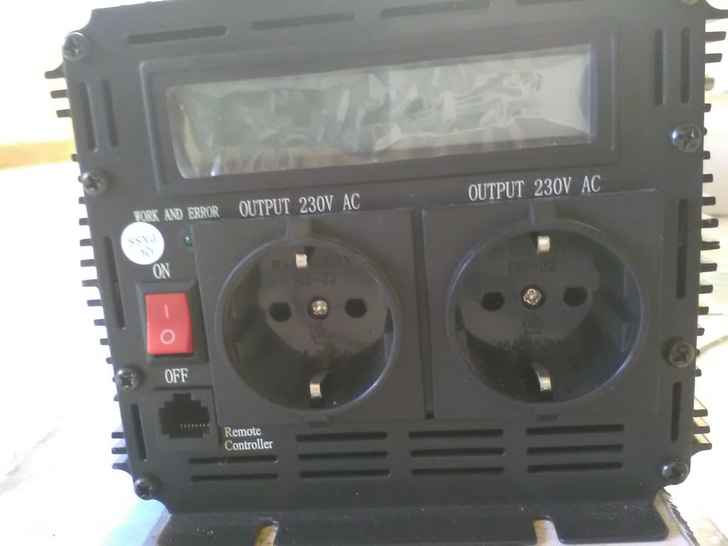 Convertiseur 3000W