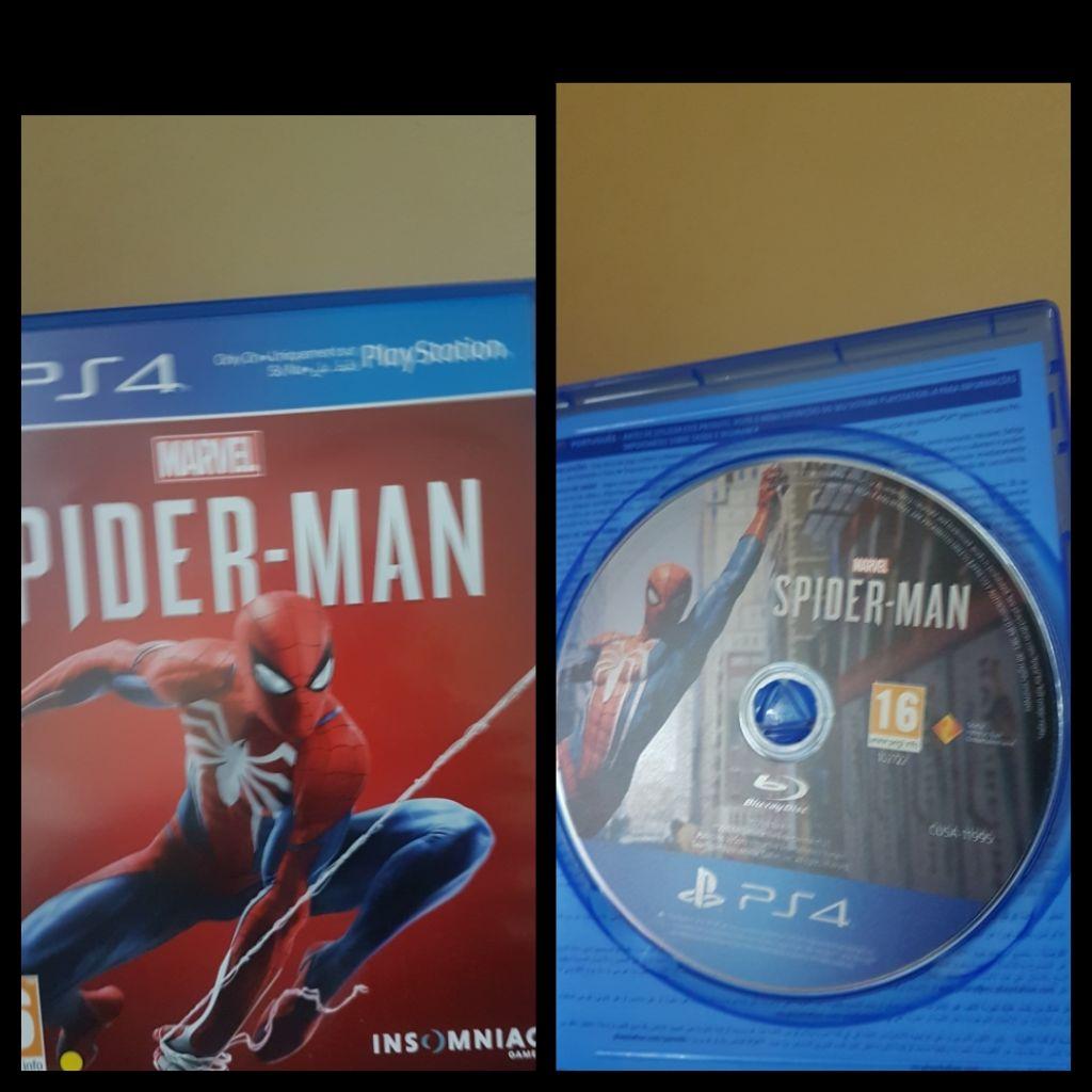 Vente jeux Spiderman PS4
