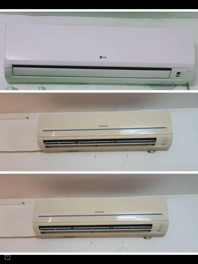 3 climatiseurs slipt de 2CV