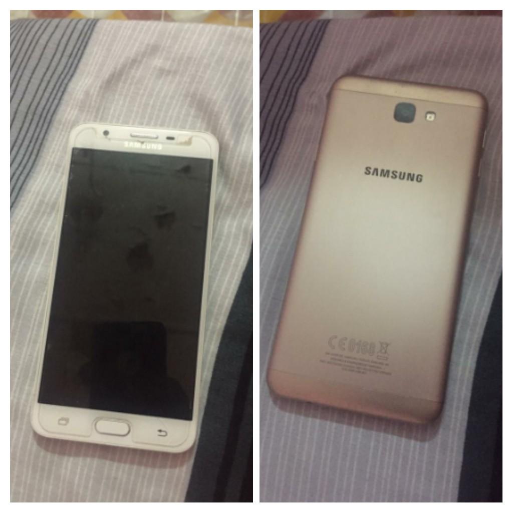 sumsung Galaxy J7 primé