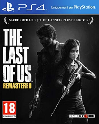 The Last of us Remastered A VENDRE