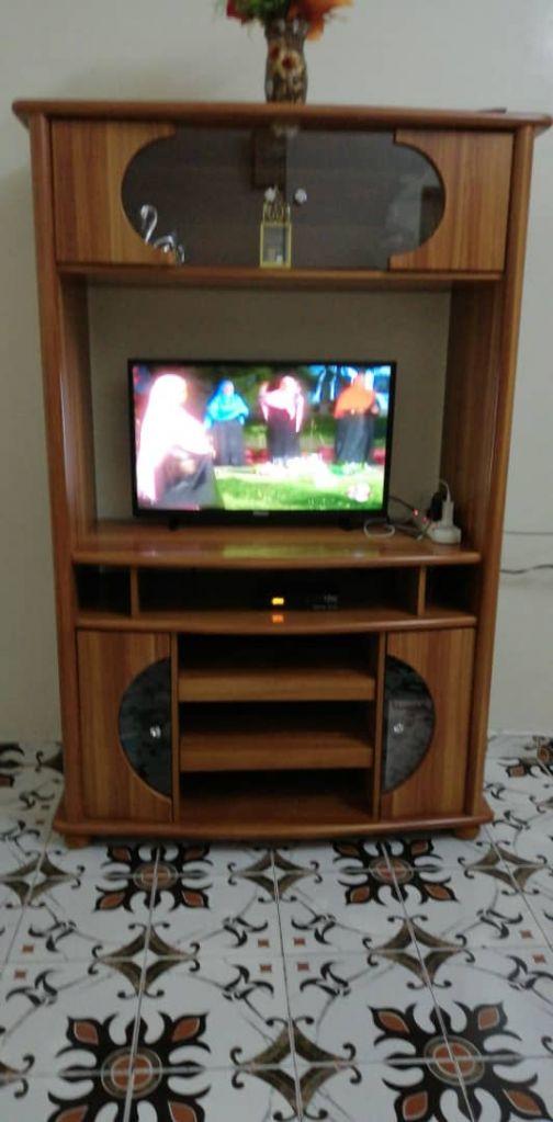 TV long et decodeur