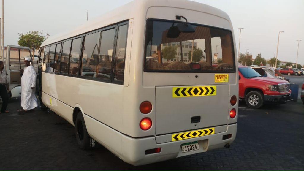 Nouveau Bus 35 places
