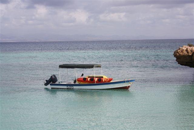 barque yamaha 7 metres