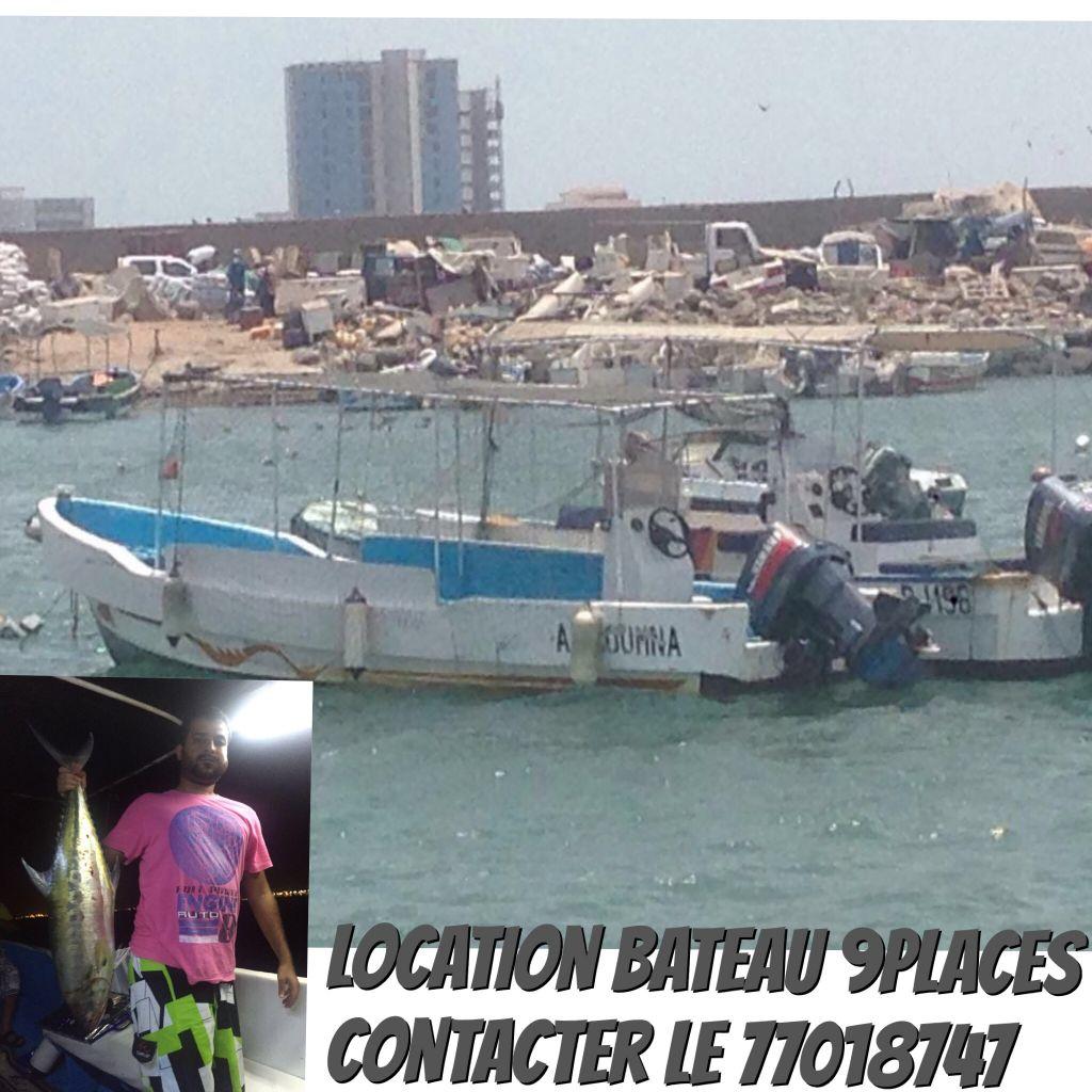location bateau 9 places 115cv  u00e0 djibouti