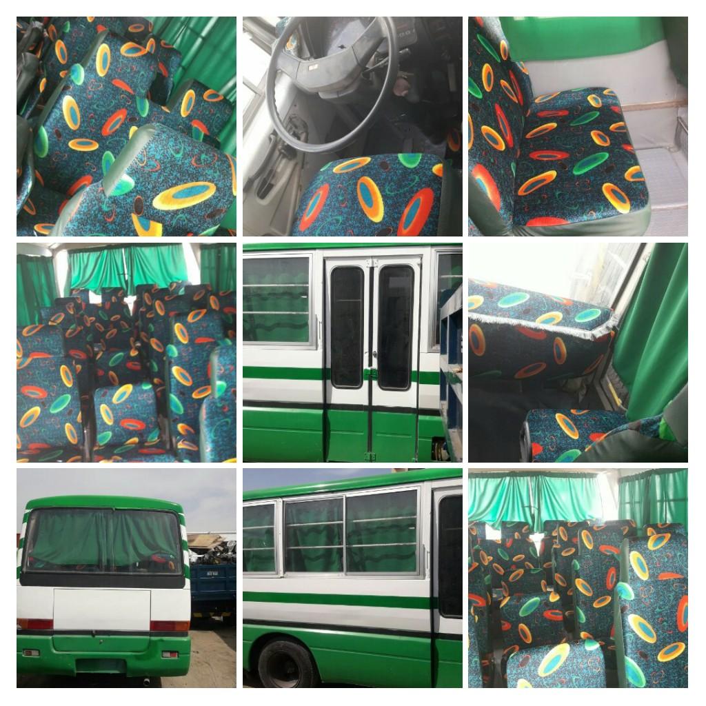 Bus 25 place