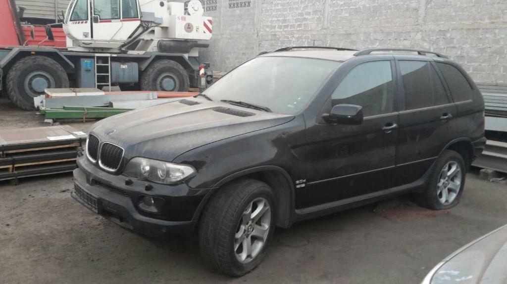 Tout terrain BMW X5