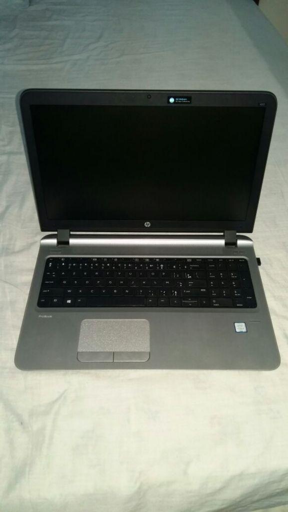 PC portable de marque HP