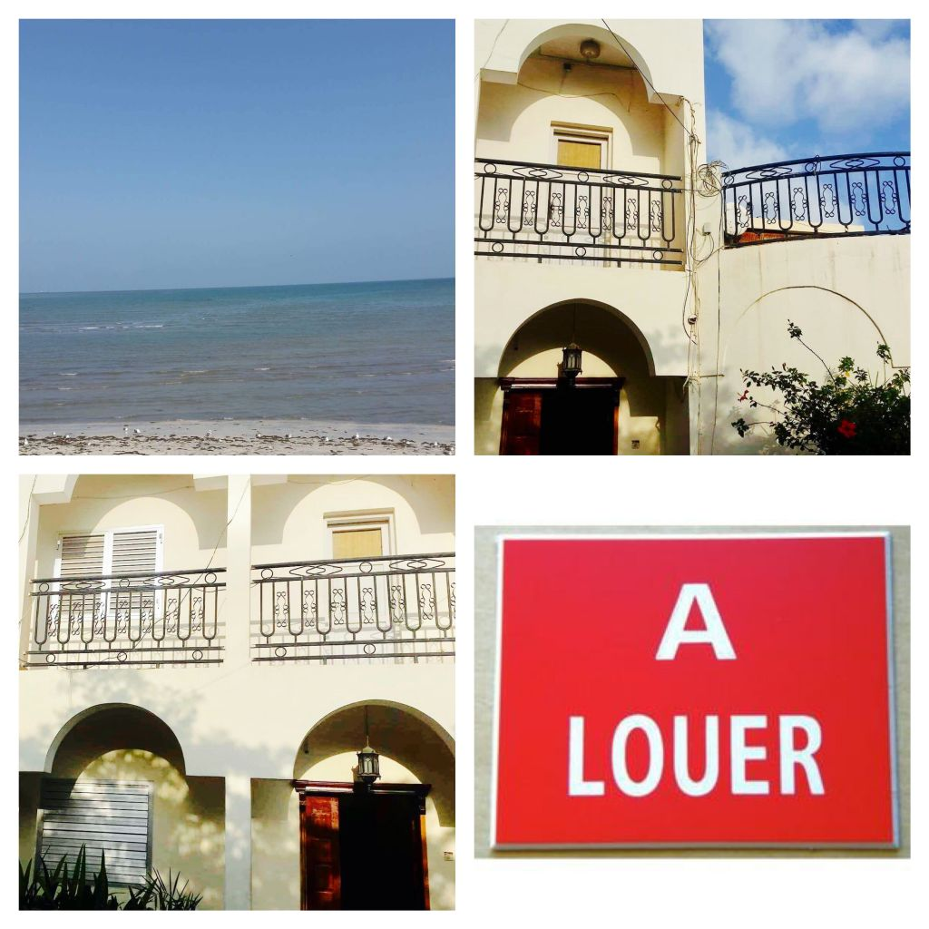 Villa f7 vue sur mer la Siesta
