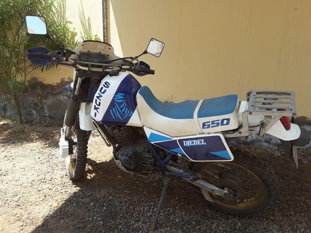 Debel Suzuki 600