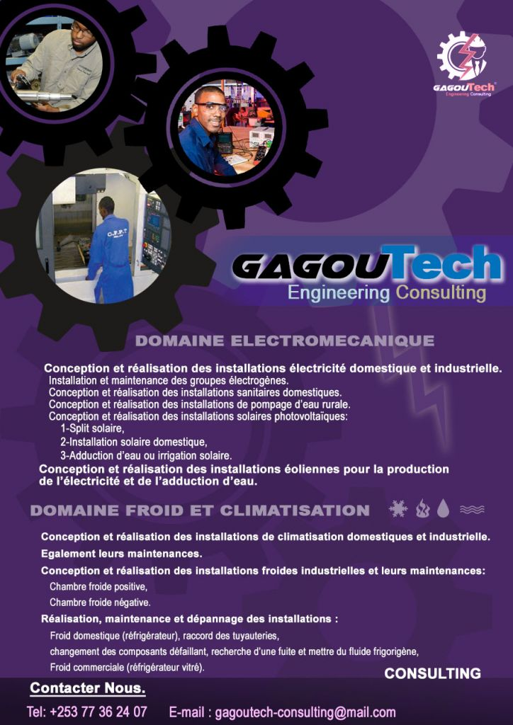 GagouTech Engineering Consulting