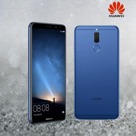 Huawei Mate 10 Lite 64Go, 4Go RAM, Double SIM