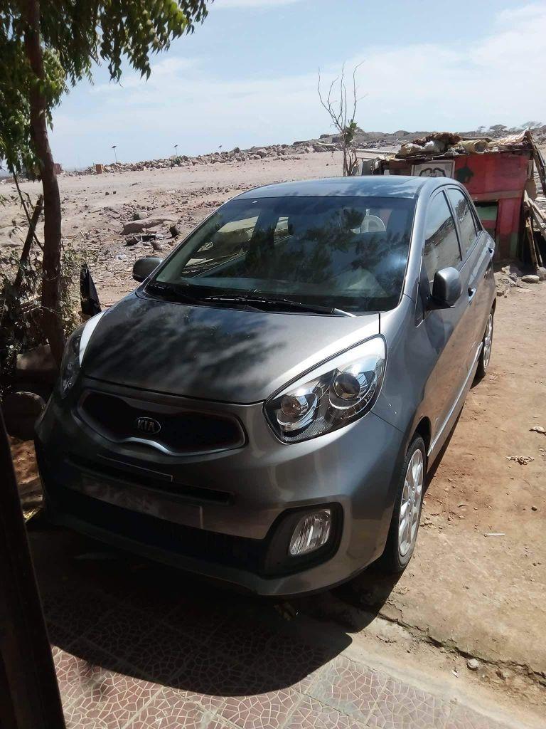 Location de véhicule Kia picanto