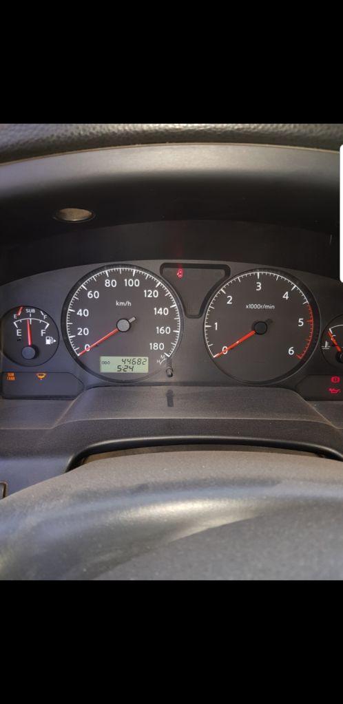 Nissan Patrol Safari 2013. 45000 km