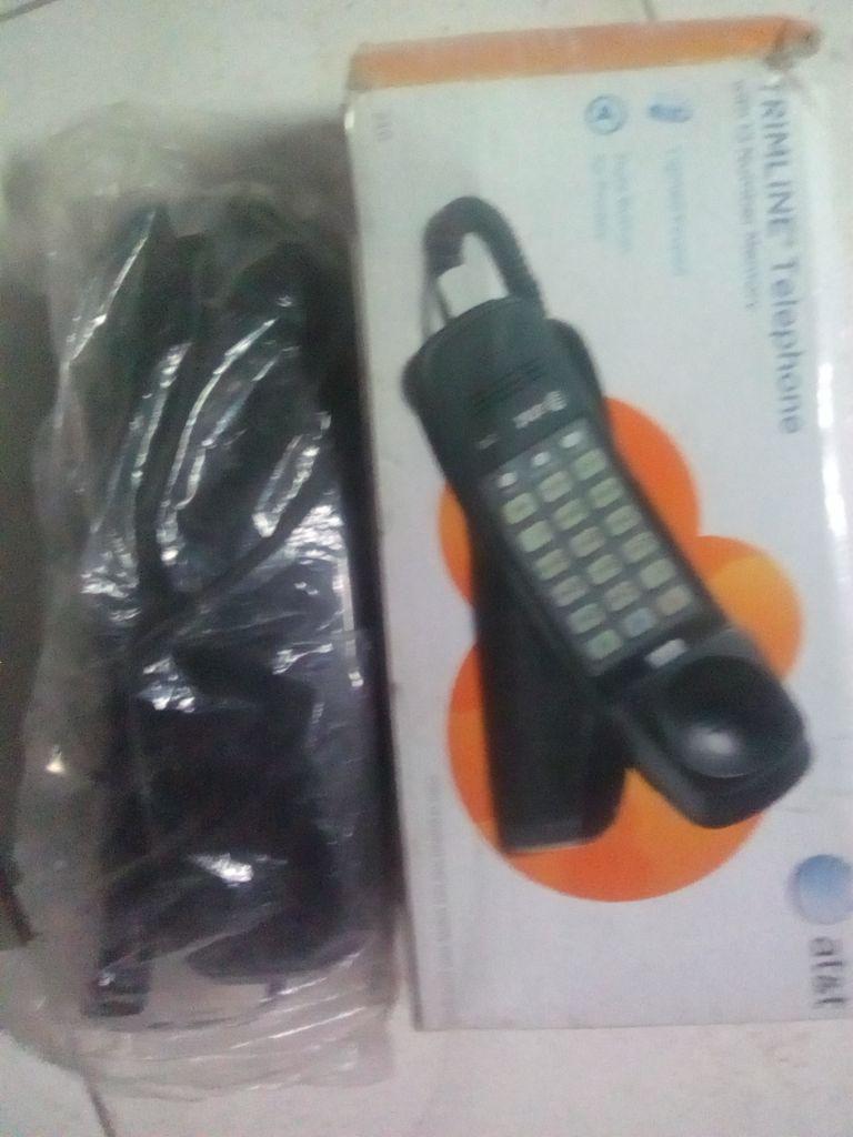 Trimline Telephone AT&T