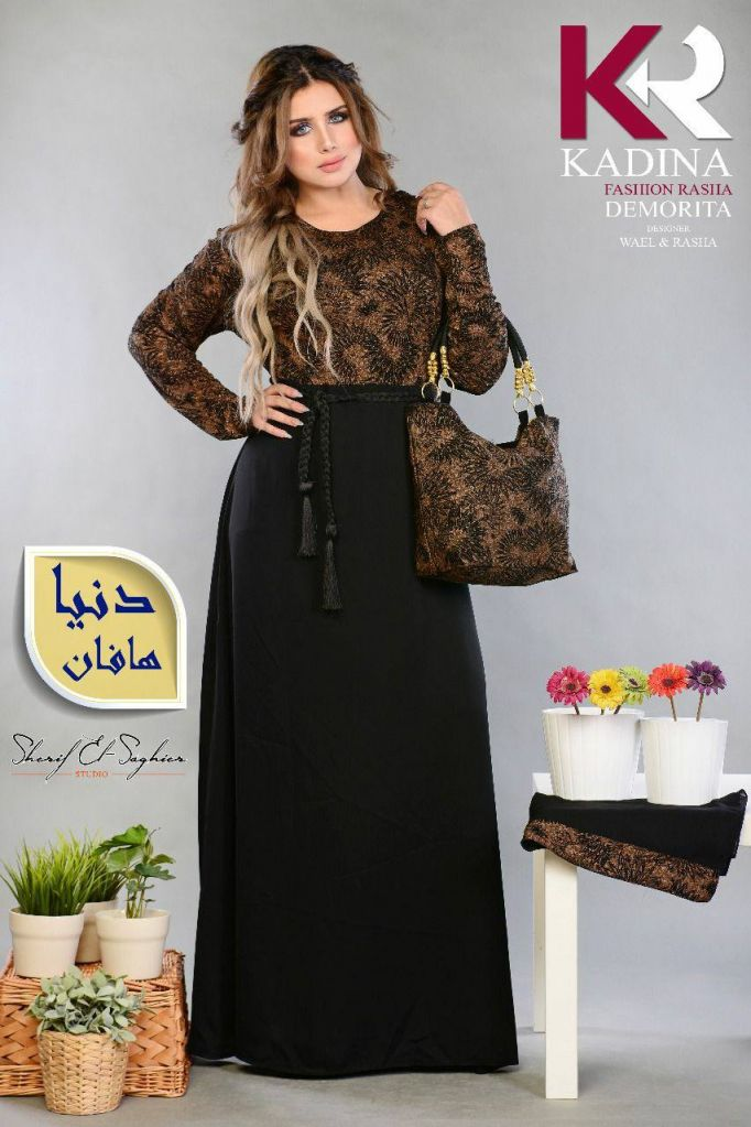 Abaya fashion egyptien