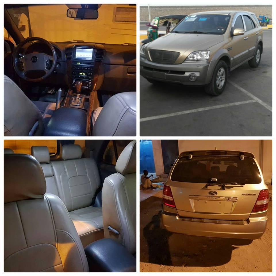 Kia Sorento Premium (VIP)