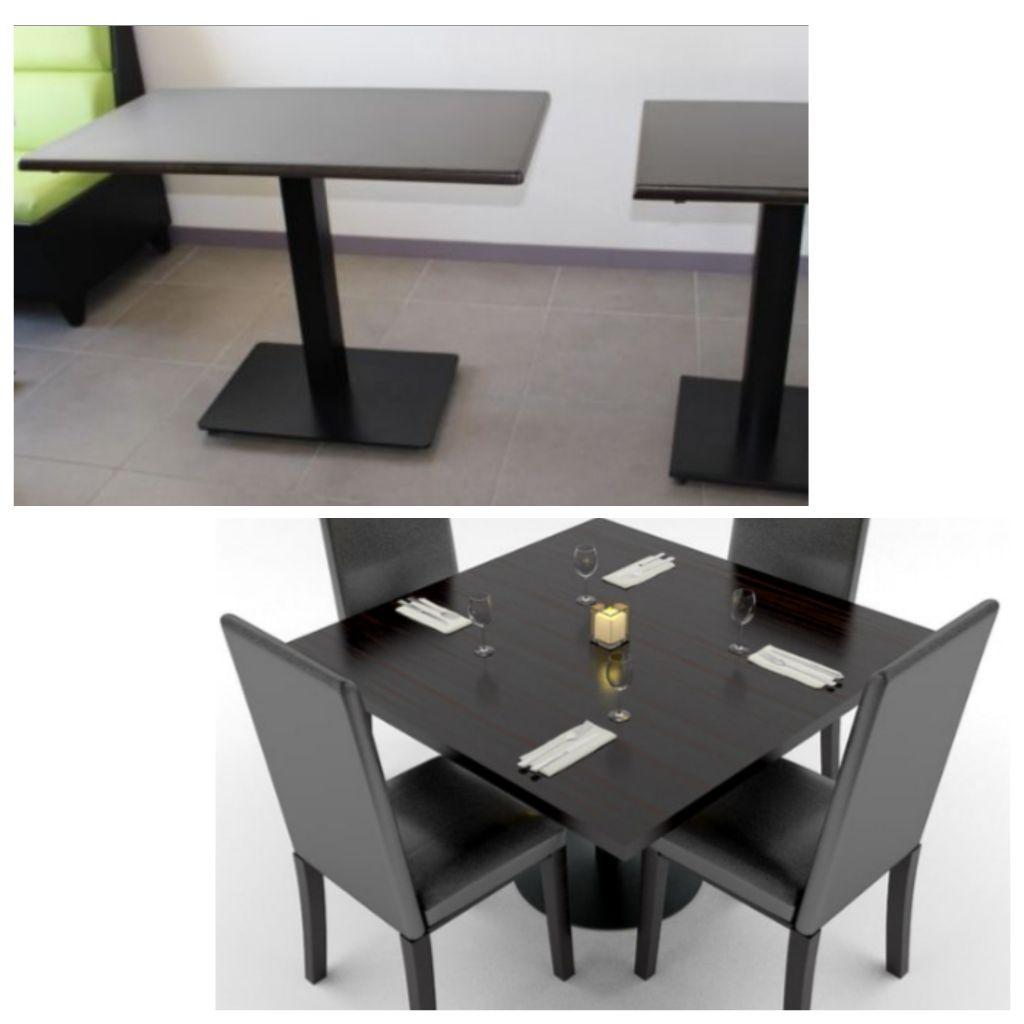 Je cherche des tables