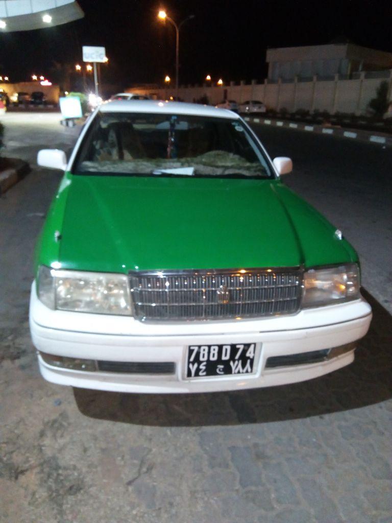 À vendre taxi crown