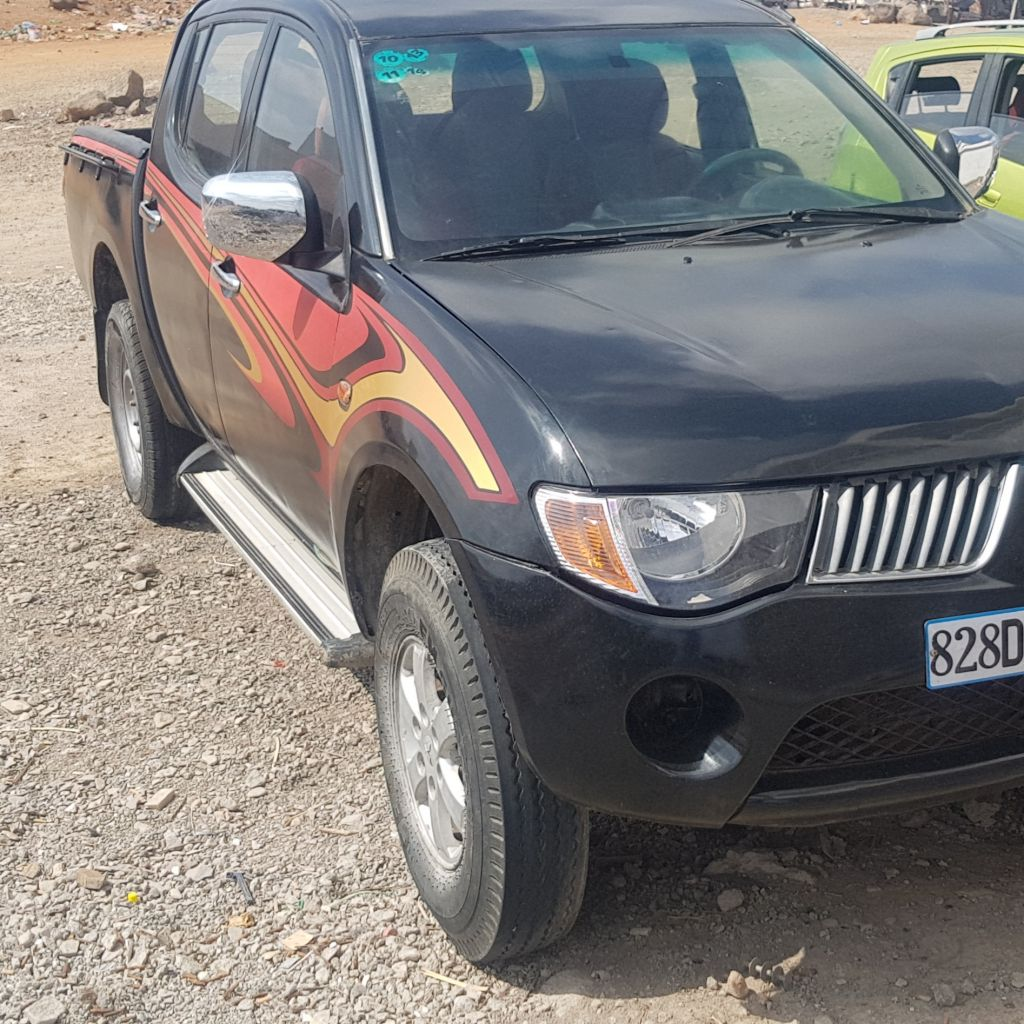 Pick up Mitsubishi L 200 à vendre