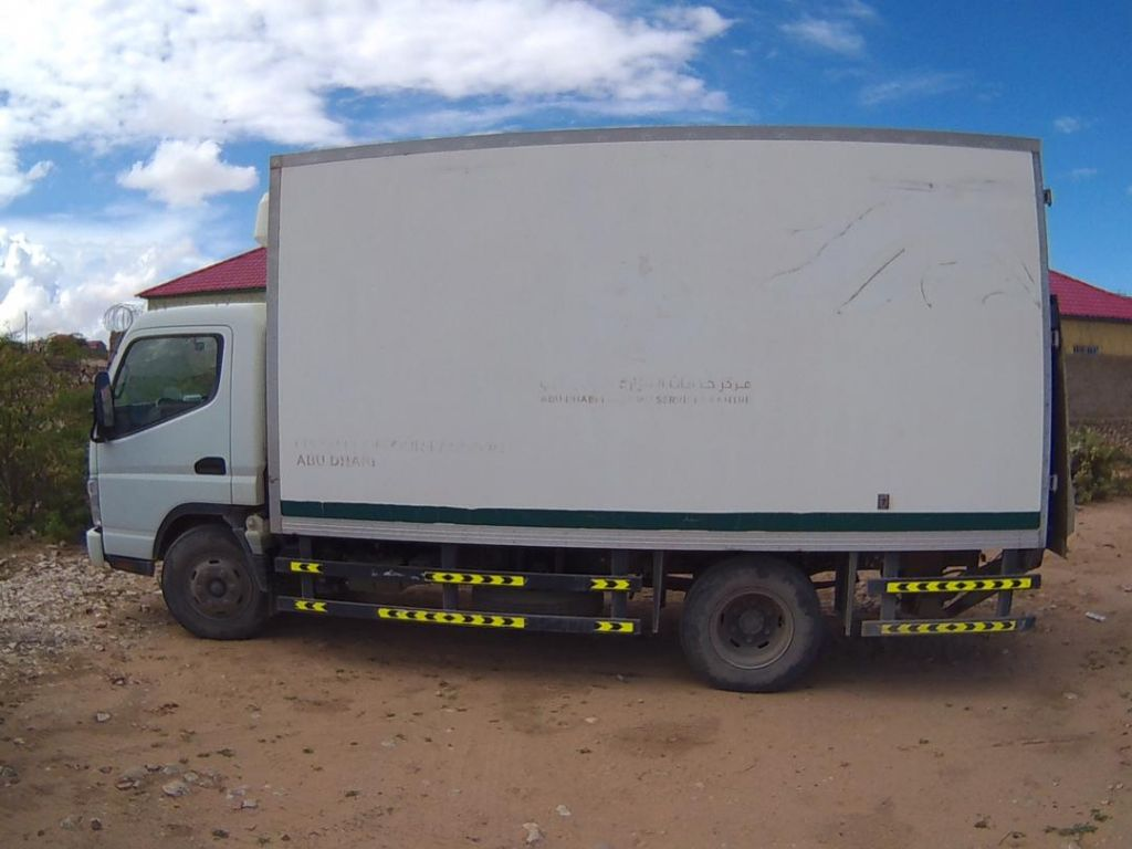 Refrigerated Truck 3 TON Well Maintained in a Very Good Condition