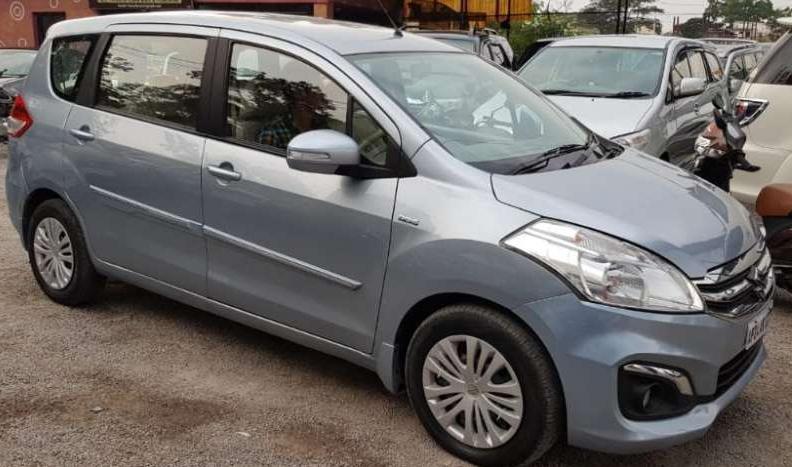 Suzuki Ertiga monospace