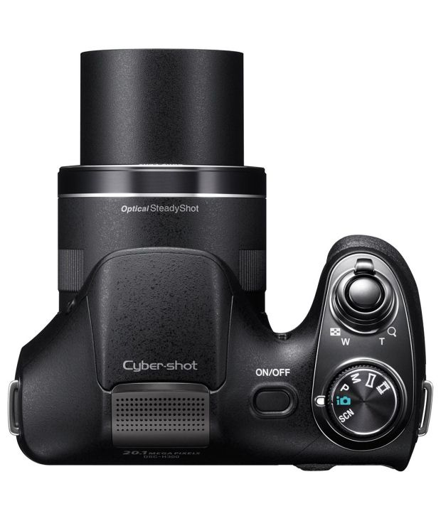 Camera sony 20.1 megapixel 35x zooming avec trepied