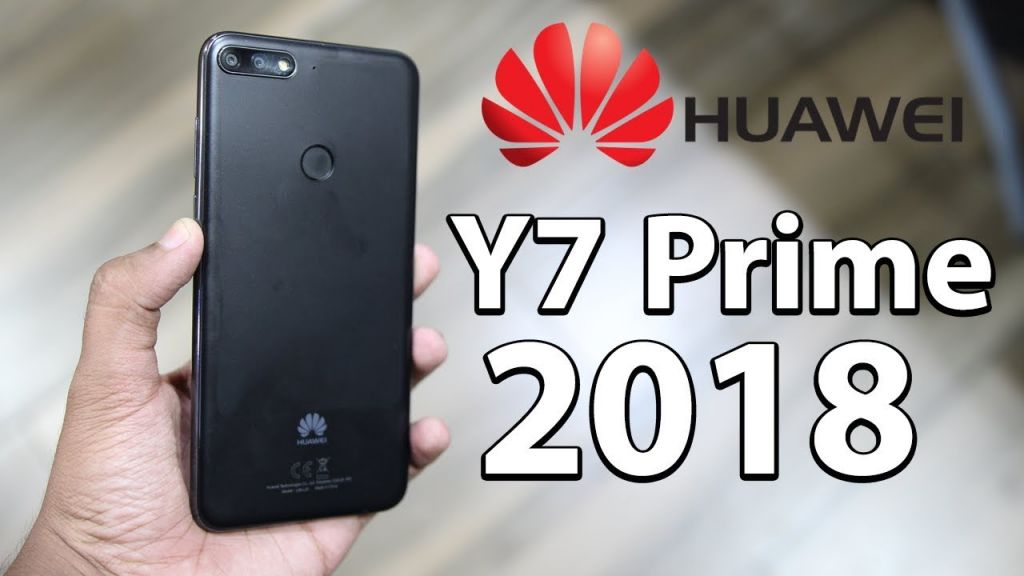 Huawei y7 prime+livraison gratuite
