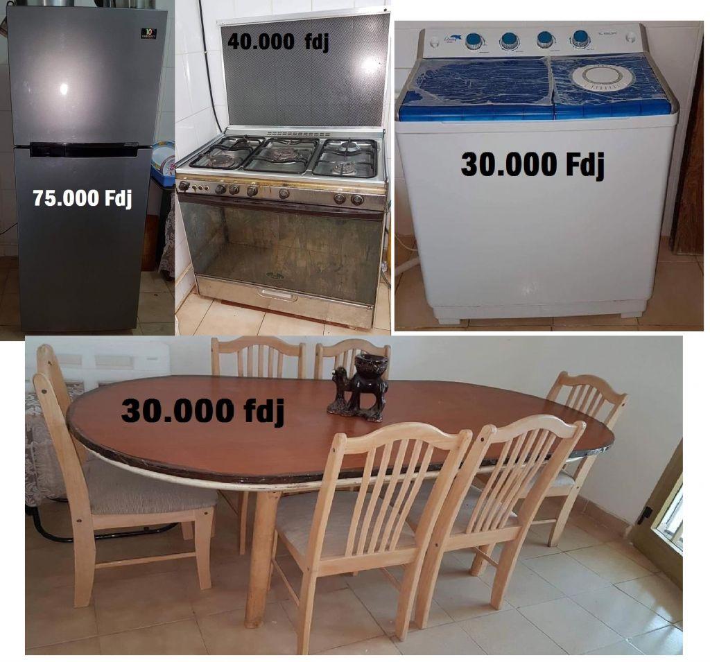 meubles A vendre pour cause de départ