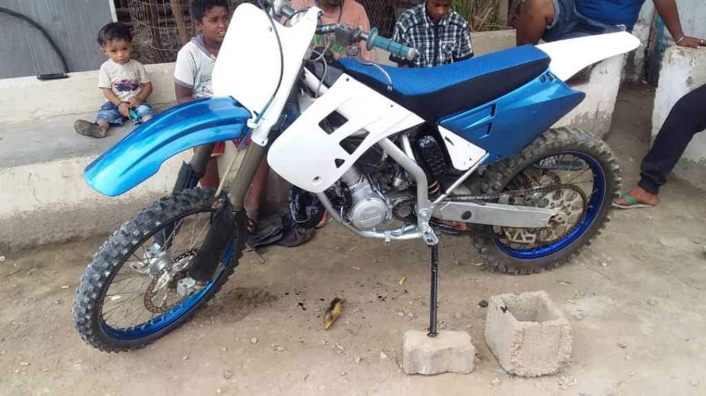 Motocross 125 cc