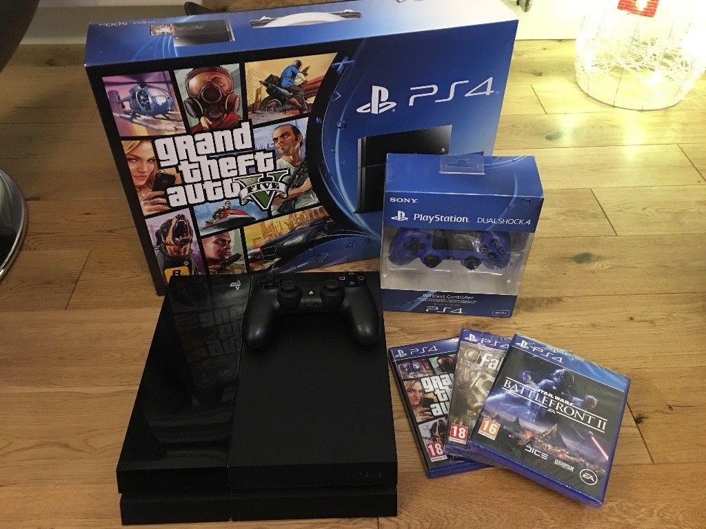 PS4 à vendre
