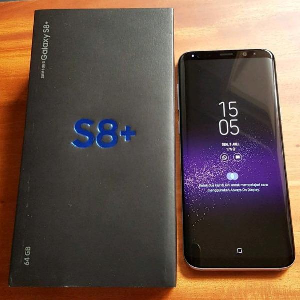 S8 plus+ livraison gratuite