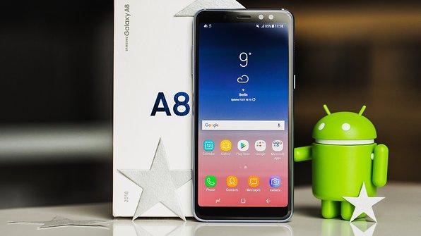 Samsung A8+ livraison gratuite