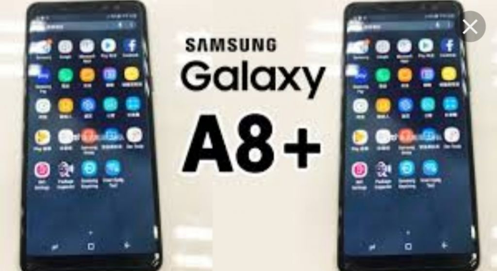 Smartphone Android Samsung A8+