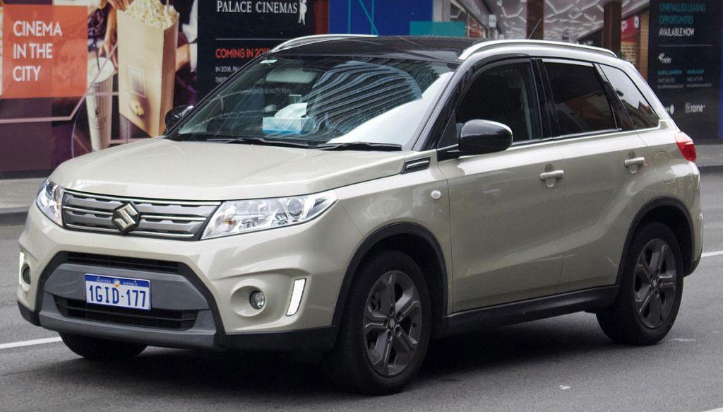 Suzuki Vitara All Grip 4x4, 5 portes 1600 CC essence, MT.