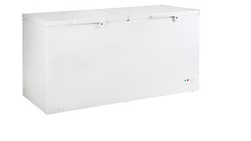 Congelateur horizontale a double porte